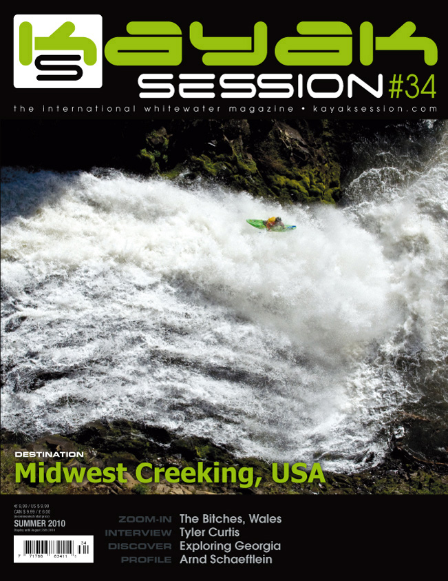 Kayak Session Issue 34
