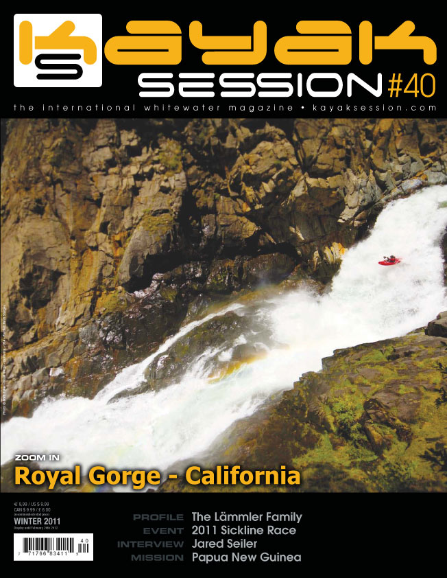 Kayak Session Issue 40