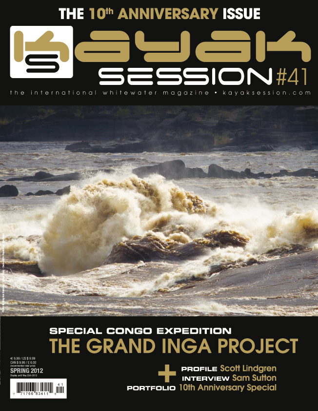 Kayak Session Issue 41