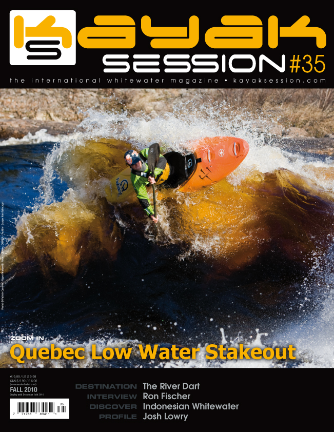 Kayak Session Issue 35
