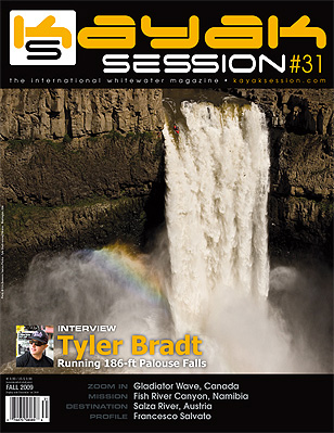 Kayak Session Issue 31