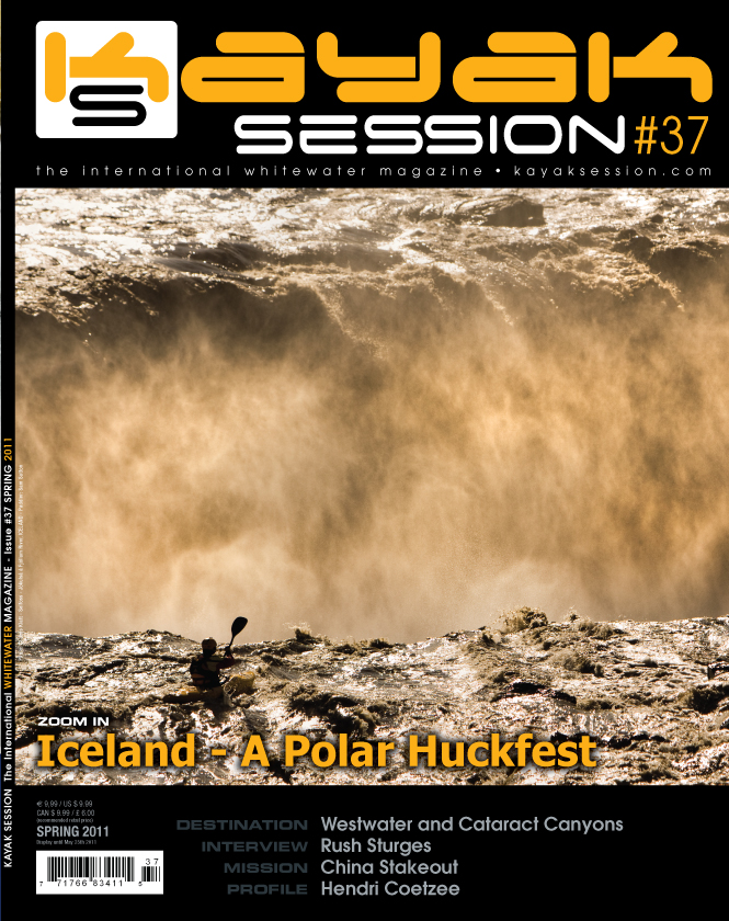 Kayak Session Issue 37