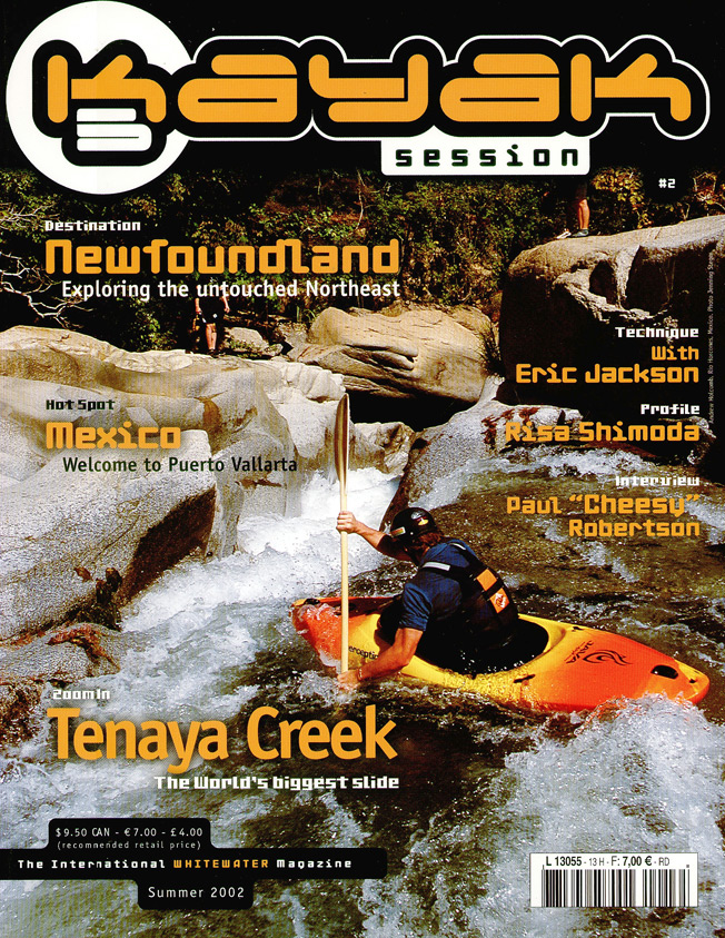 Kayak Session Issue 2