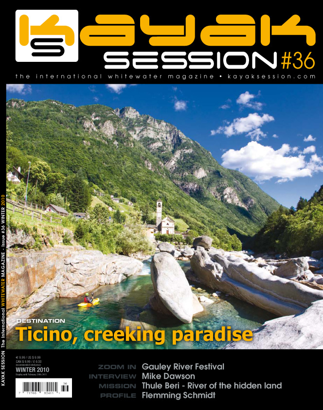 Kayak Session Issue 36