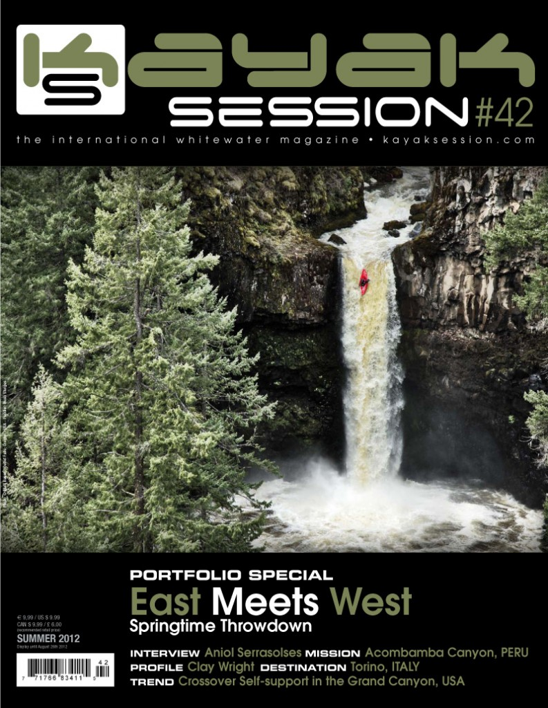 Kayak Session Issue 42