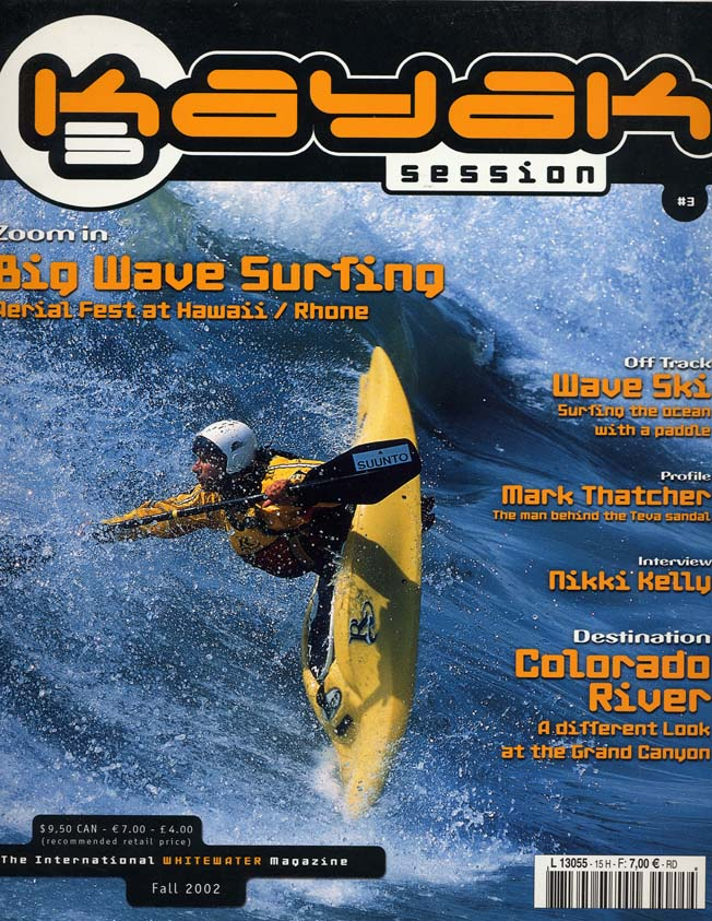Kayak Session Issue 3