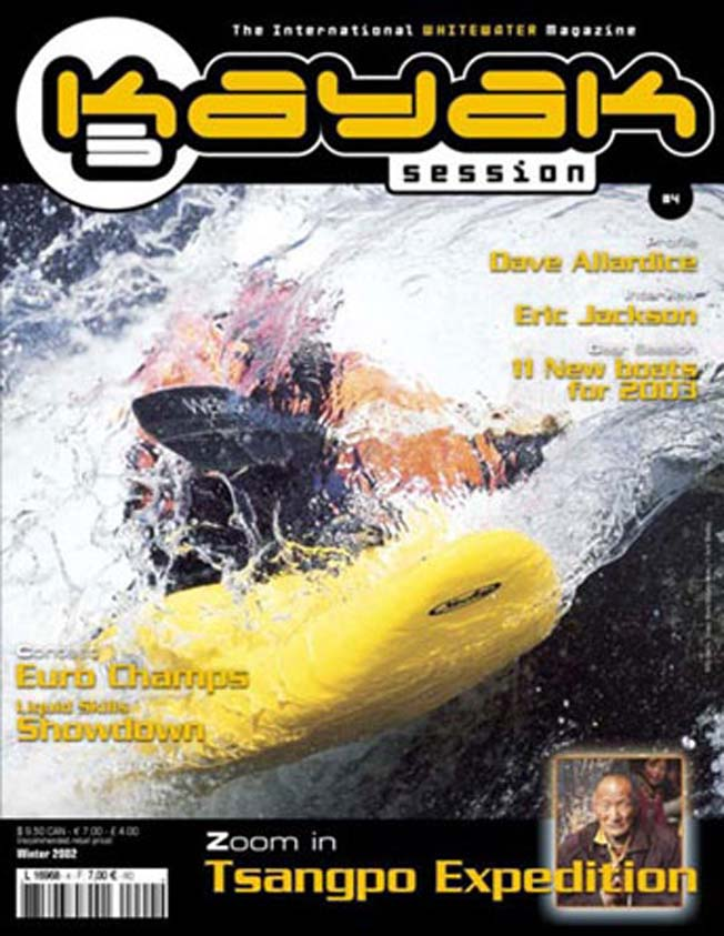 Kayak Session issue 4