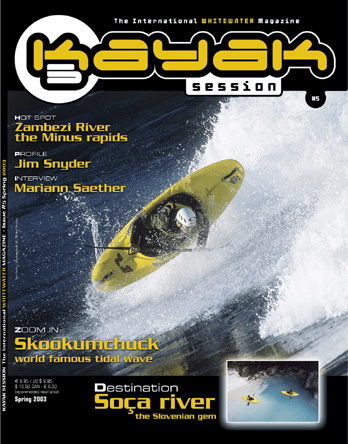 Kayak Session Issue 5