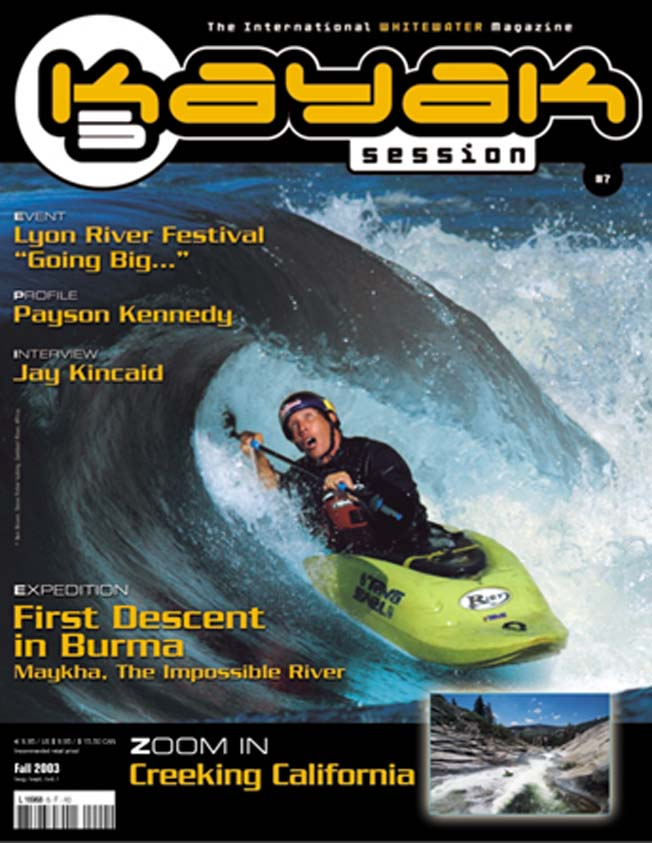 Kayak Session Issue 7