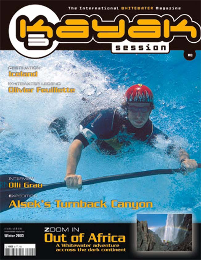 Kayak Session Issue 8