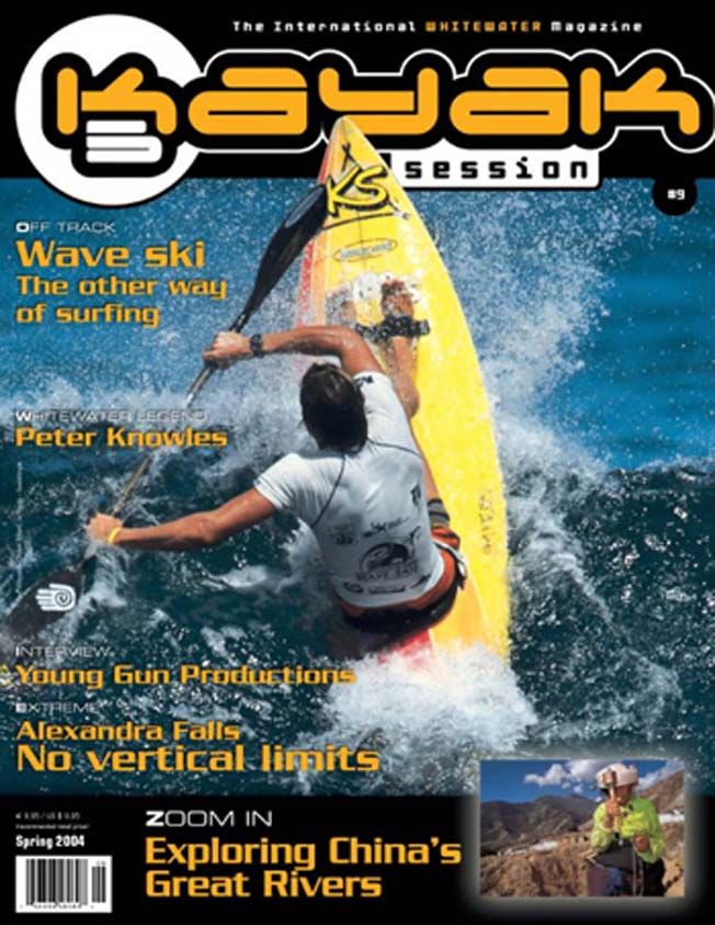 Kayak Session Issue 9