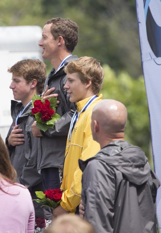 Squirt Men's podium