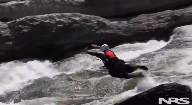 Rescue for River Runners: Episode 3 - Swiftwater Swimming