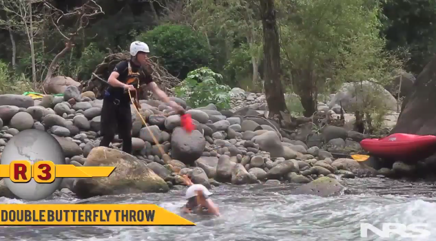 Rescue for River Runners: Episode 4 - Throw Bag Techniques