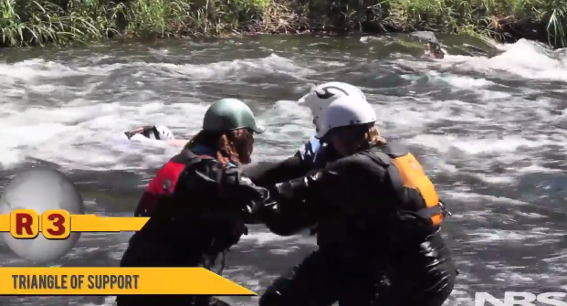 Rescue for River Runners: Episode 5 - Victim Contact Techniques