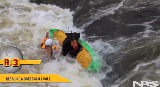 Rescue for River Runners: Episode 7 - Live Bait Rescue