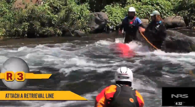 Rescue for River Runners: Episode 8 - Boat Extraction