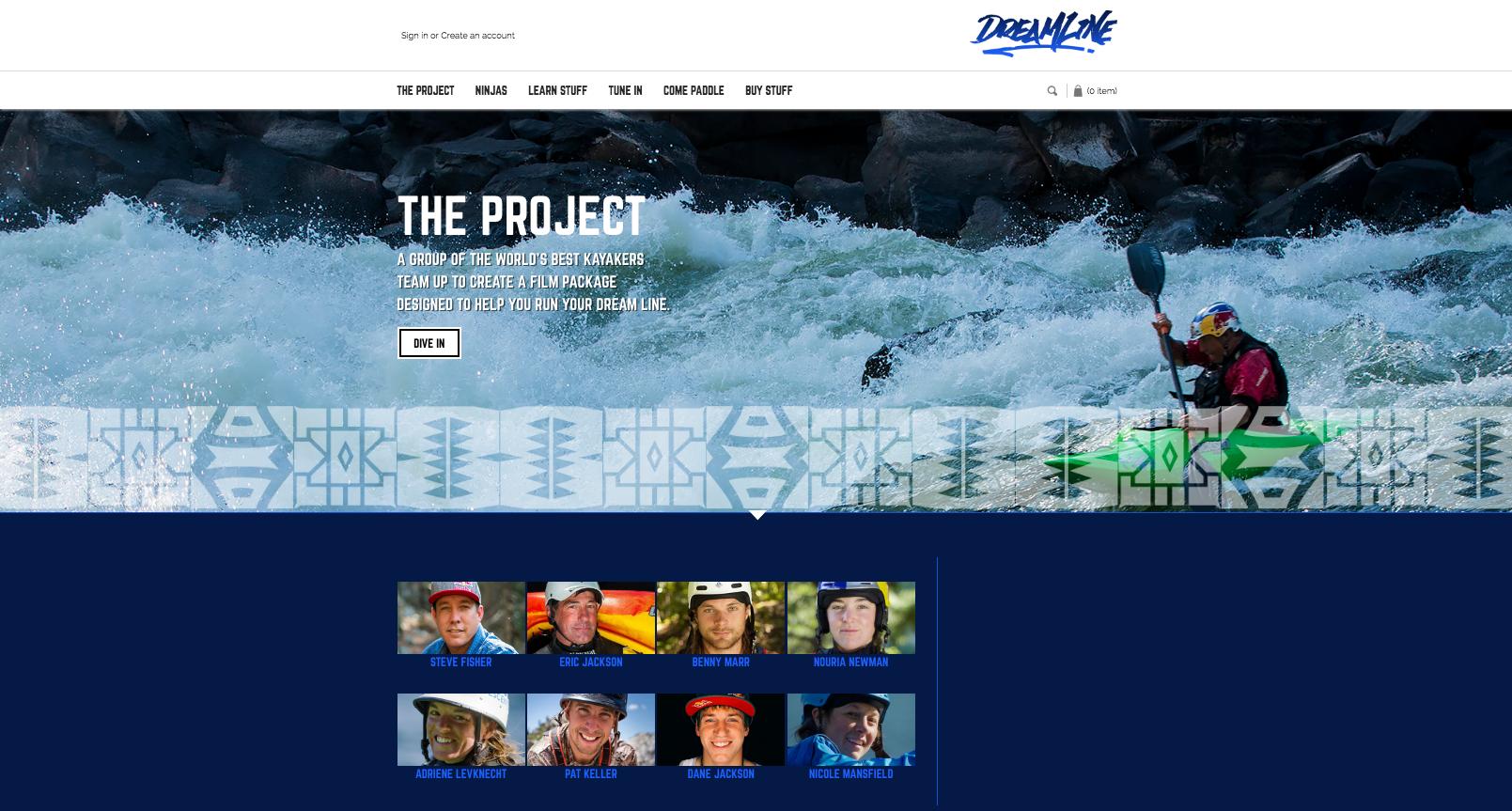 dreamlinewebsite