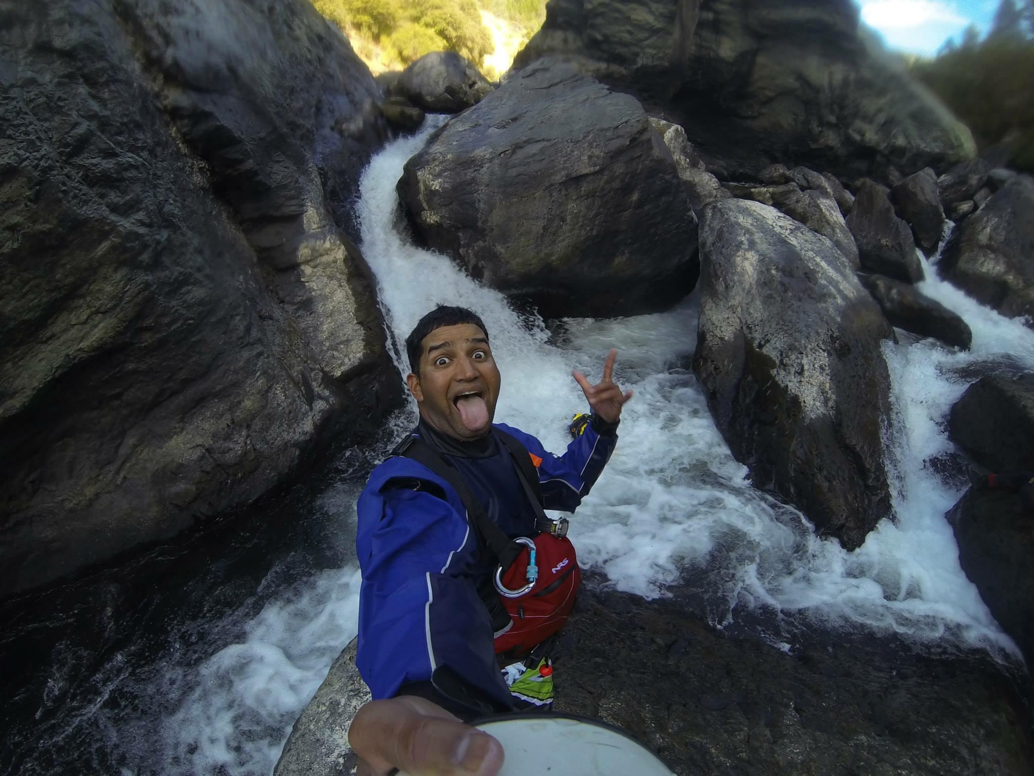 #132 - Bhupendra Singh Rana, Northfork of American River, CA (USA)