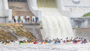 Devils race kayak 2018