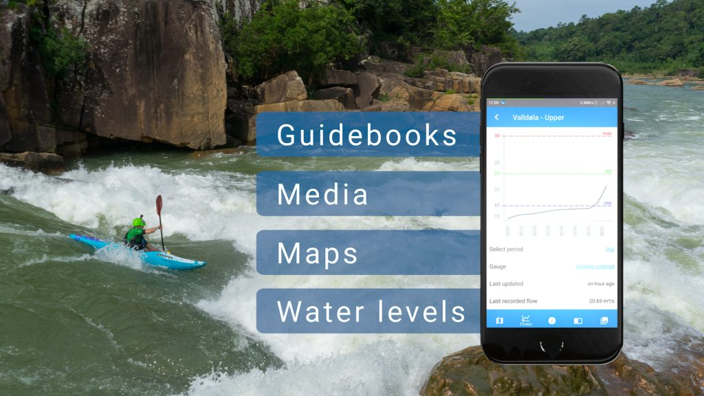 NEW App - The Whitewater Whitewater - Kayak Session Magazine
