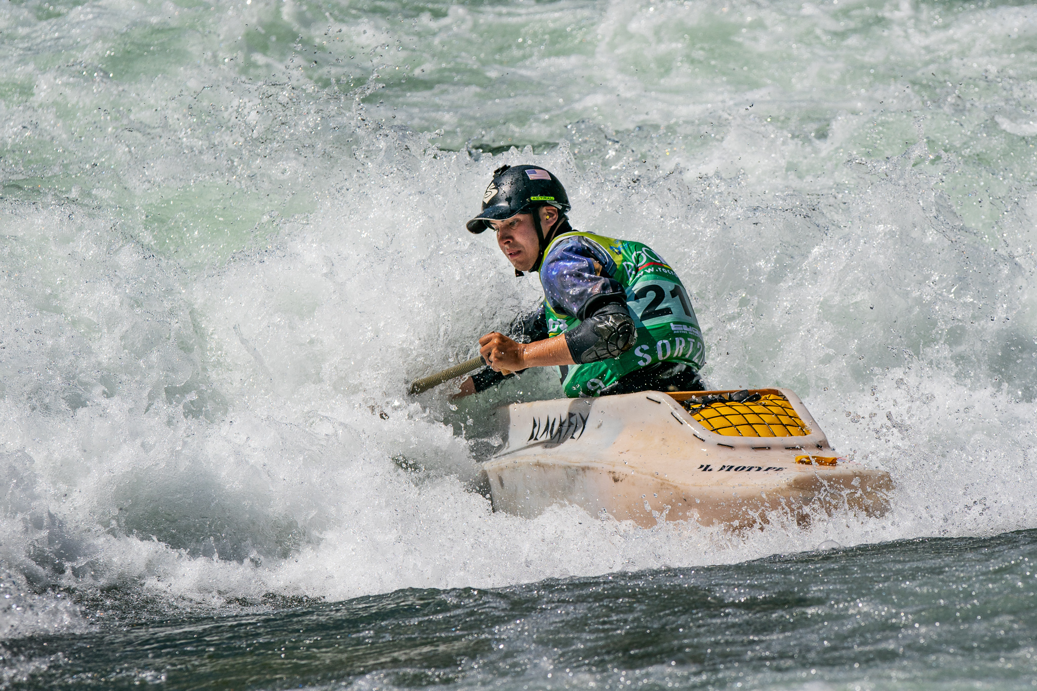 2019 ICF Freestyle Worlds ©Peter Holcombe/kayaksession.com