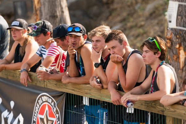 2019 ICF Freestyle worlds spectators