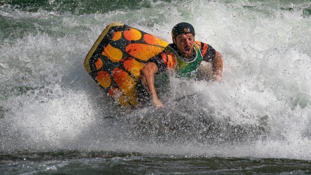 Gavin Barker (Uk) ©Peter Holcombe:kayaksession.com