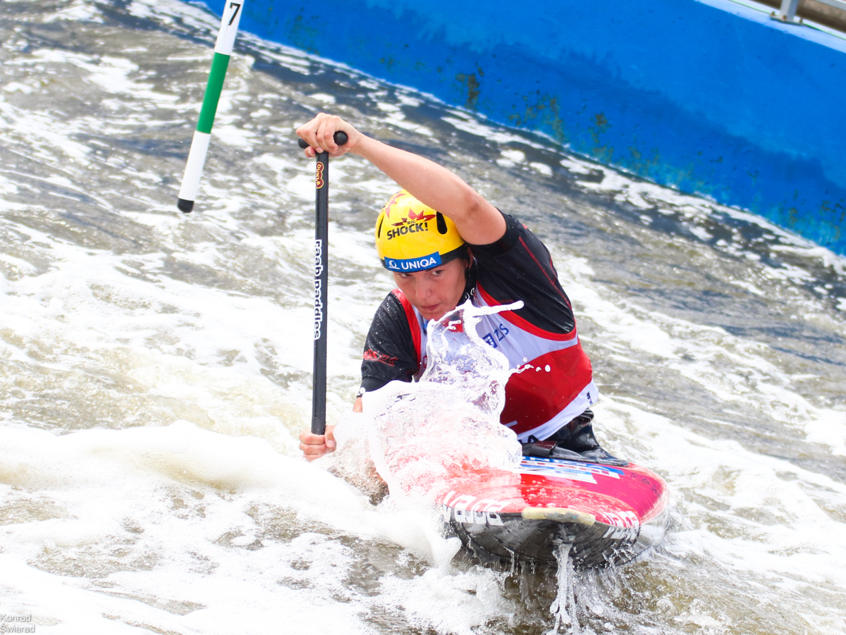 Qualifiers ICF U23 slalom worlds krakaw, poland (kayaksession.com)
