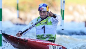 Jessica fox, icf slalom worlds 2019 Seu de urgel