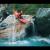 whitewater kayak sliding on a rock kayak session magazine as part of the 2019 short film awards