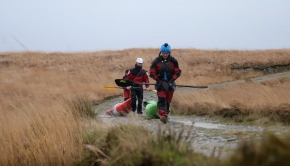 Follow the boys, Andy Kettlewell, Huw Butterworth, Kieran Mckendrick on there mission to the Afon Pysgotwr in Mid Wales