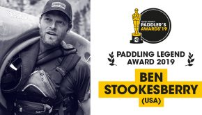 kayak session 2019 paddlers awards winner Ben Stookesberry