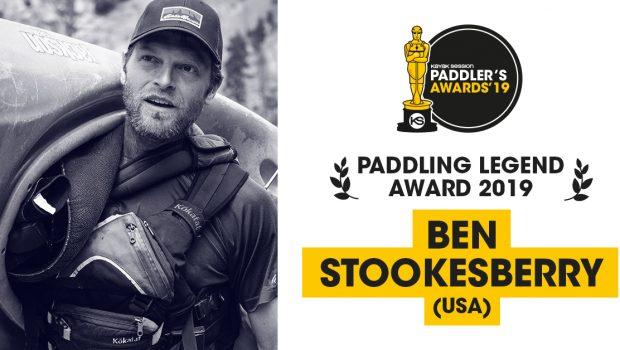 kayak session 2019 paddlers awards winner Ben Stookesberry