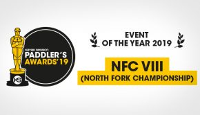 The North Fork Championship, winner of the Paddler Awards 2019 in the event caregory
