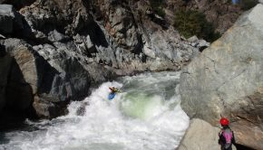 Instream Flows Restored to Bardees Bar on the North Fork Feather! © american whitewater