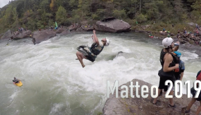 Matteo Williams Reel 19 by Pälm equipment and kayak session