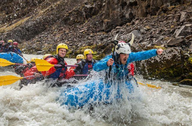 Mirto Menghetti, East Glacial River - Iceland (Viking Rafting)
