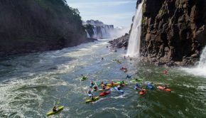 1st Iguaçu Kayak Festival Jan 25-27th (Brazil)