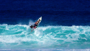 Some amazing Waveski action all the way from Hawaii by world champion Virgile Humbert.