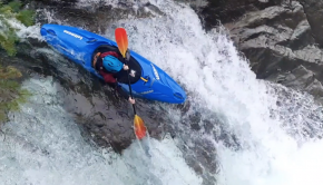 Whitewater paddling is a male dominated sport, but there's something special about paddling with women. Filmed on Vancouver Island, BC By: Heather Buckingham From: Canada