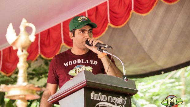 Indian paddler Manik Taneja Co-organizer of the Malabar River Festival
