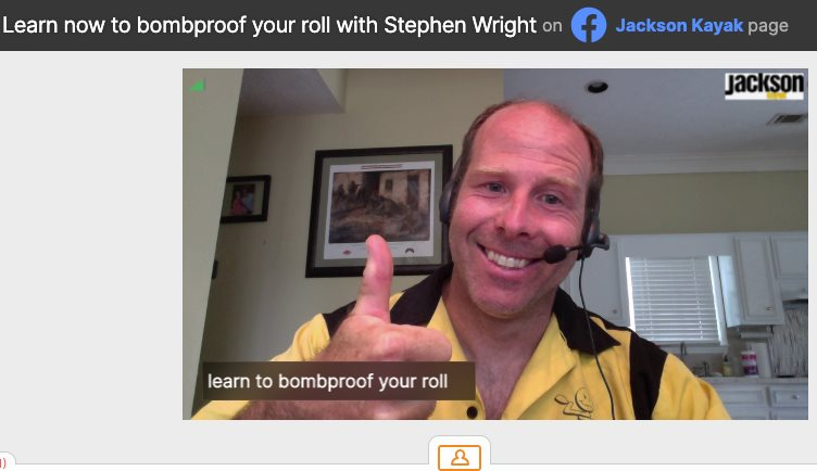 Stephen Wright live facbook during corona stay at home