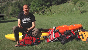 White Water Safety with Bruce Jolliffe and Dougie Shannon EP1. THis video serie is a concise instructional guide on safety and rescue methods suitable for white water kayakers and canoeists