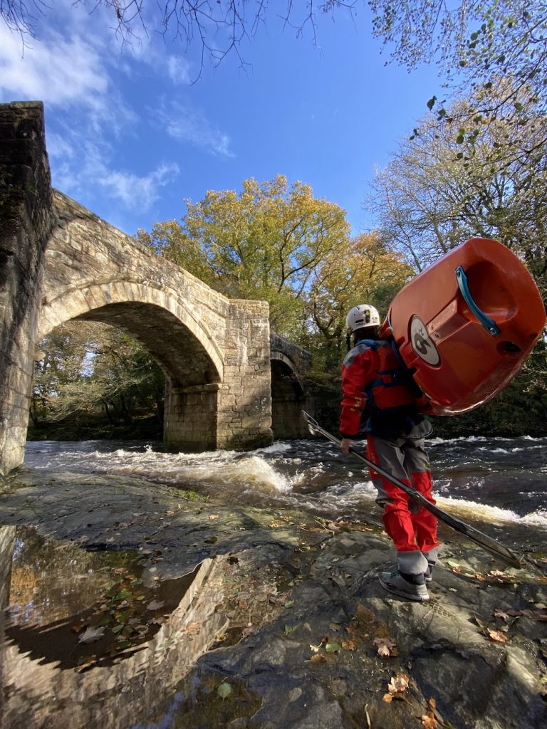 Sal Montgomery, part-time Physiotherapist, full-time kayak bum writes article called back to Boof for the international whitewater magazine kayak Session.