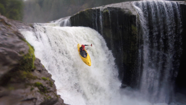 Thomas Franco moved to the PNW a year ago with one goal in mind: run stout whitewater year round. He's been teeing off on some of the classics he could find up there this past year, and this edit shows the progression.
