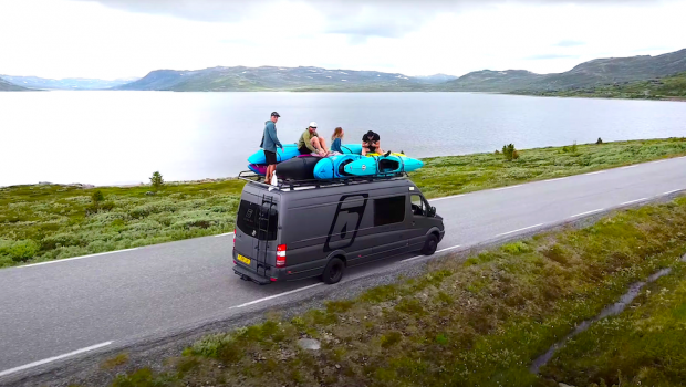 Level Six European manager Ben Campbell gathered some of his finest team paddlers for a mission up in Norway. More to come as the crew travels throughout Europe for the rest of the summer. New paddlers will come and join as the mission evolves.