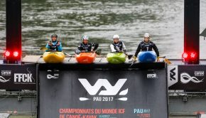 The ICF world cup is one of several international sporting events which are exempt from Covid19 restrictions in France. Despite France being on lockdown since Oct 30th, the ICF and the French Federation confirms the Slalom World Cup stage held in Pau (France) Nov 6th-8th will take place!