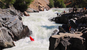 US paddler Sage Donnelly recently voted U21 female paddler of the year, on two of her top achievement in 2020: being the first Woman to ever run Big Falls on the South Fork of the Payette at 1,380 CFS (usually run around 600 CFS) and Selway Falls on the Selway River at over 9,000 CFS
