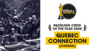 2020 Paddlers Awards Winners – Quebec Connection (Paddling Crew Award)